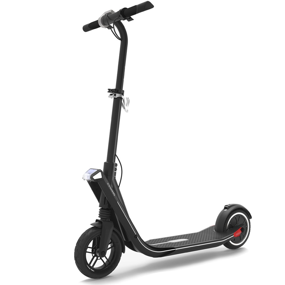 Patinete eléctrico de 500W plegable Runner color negro