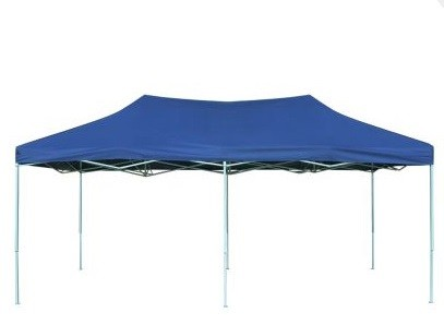 Carpa 3x6 Plegable sin laterales. Resistente al agua.Color Azul