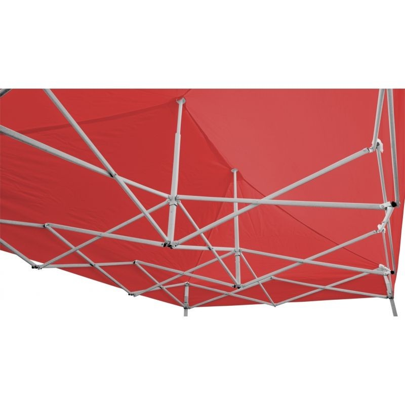 Carpa plegable 3x2 resistente al agua Eco. Color Roja