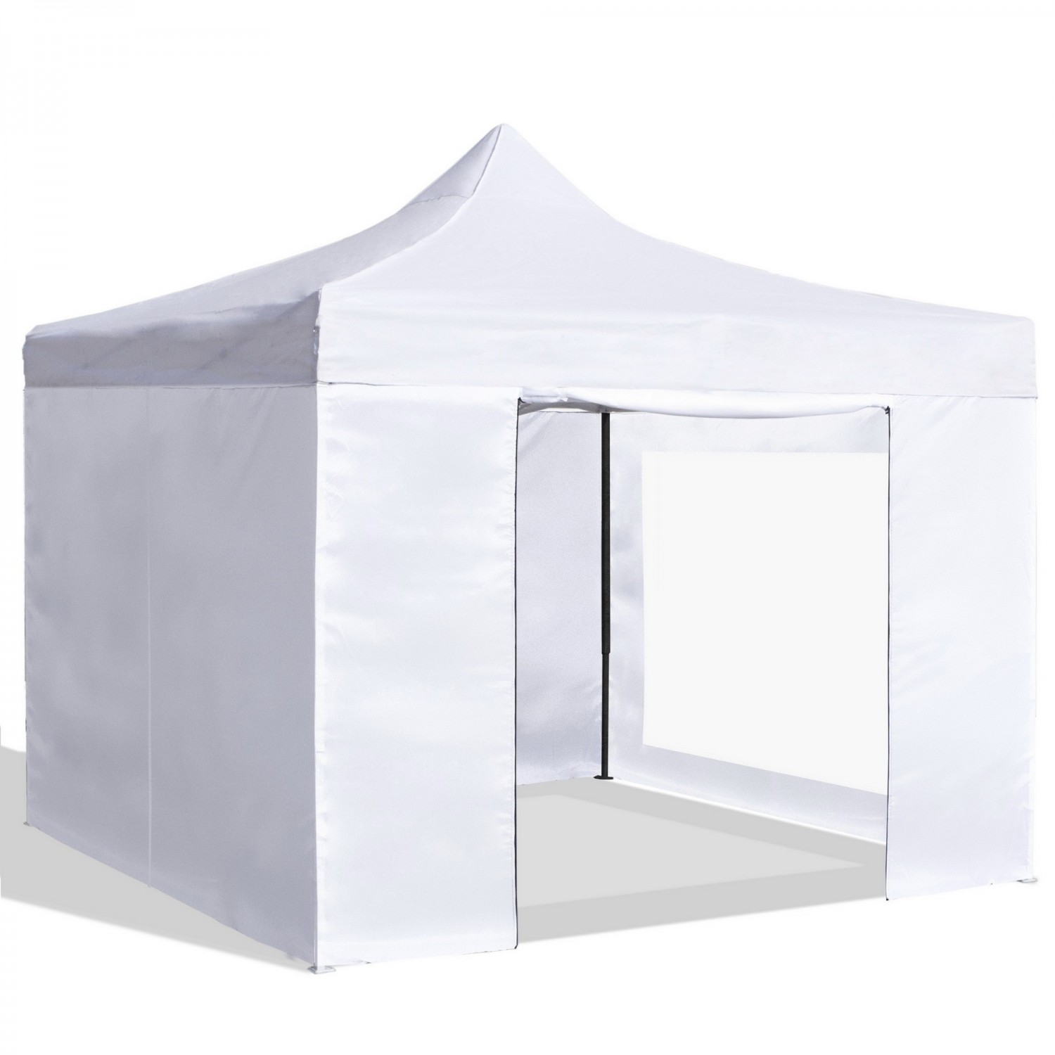 Carpa plegable 3x3 blanca - Carpa 3x3 plegable ...